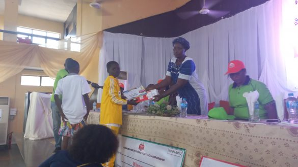 All Participant Rewarded with a gift